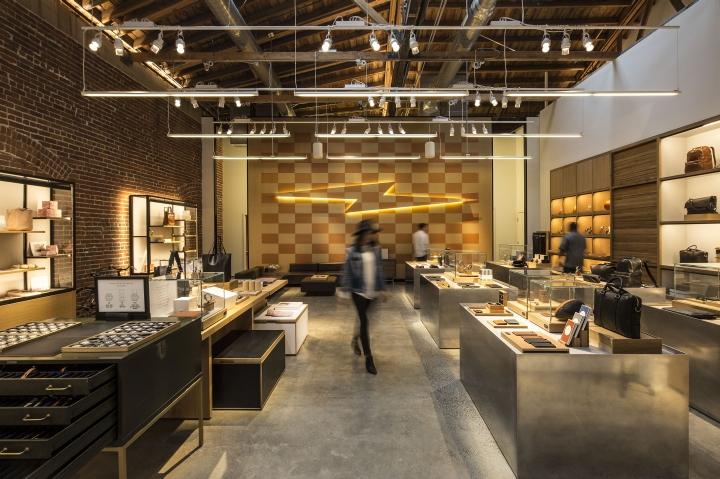 187 Shinola Store By Little Los Angeles California