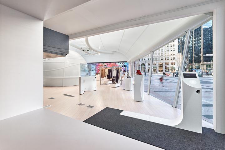 shopwithme pop up store by giorgio borruso design chicago illinois