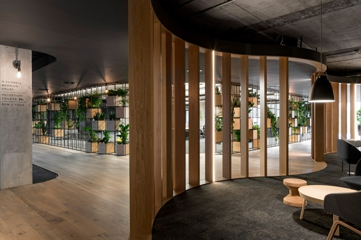 Slacks European Headquarters By ODOS Architects Dublin Ireland February 3rd 2017 Retail Design Blog