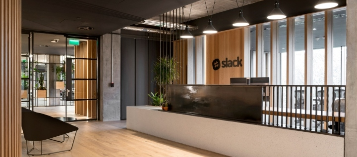 slack s european headquarters by odos architects dublin
