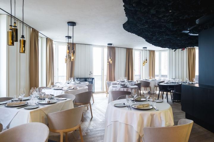 Dutch Square Mall >> St.Petrus restaurant by Annvil, Riga – Latvia » Retail ...