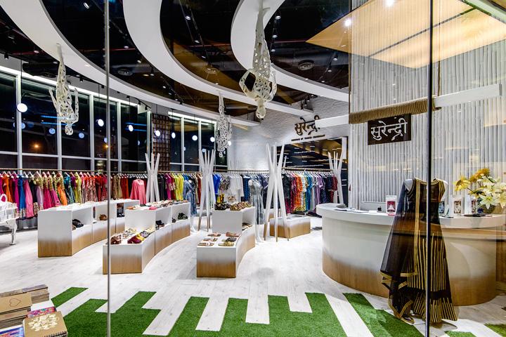 Surendri Flagship Store By Sorted Design Studio Gurugram India