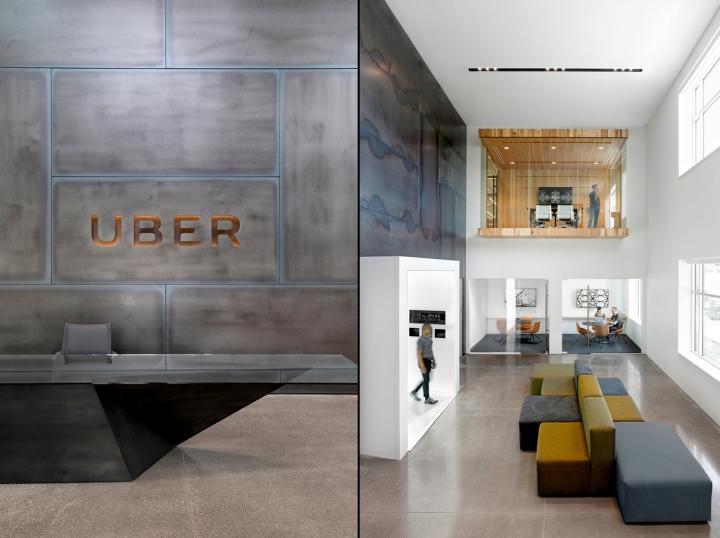 Uber Office Design. Https://officesnapshots.com/2017/01/