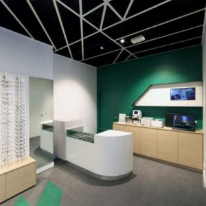 927df3d28a Crystal Vision store by Masterplanners Interiors, Perth – Australia by  retail design blog