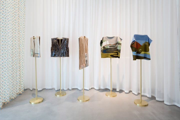 Disobedient Bodies exhibition by JW Anderson at The Hepworth Wakefield gallery In Yorkshire