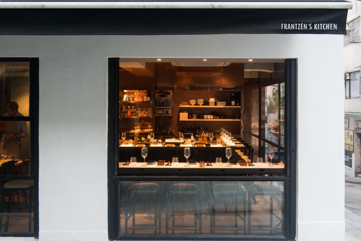 Frantz n s kitchen by area 17 hong kong retail design blog for Kitchen design hong kong