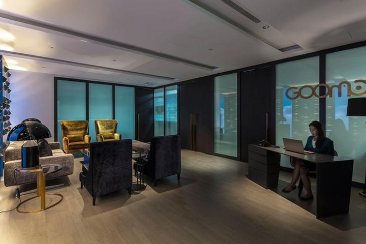 Goomo Office By Elliot James