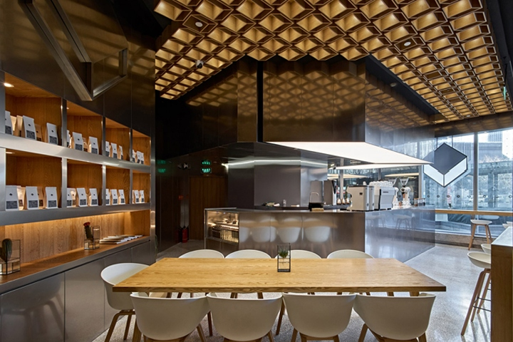 187 Greybox Coffee Caf 233 Beijing China