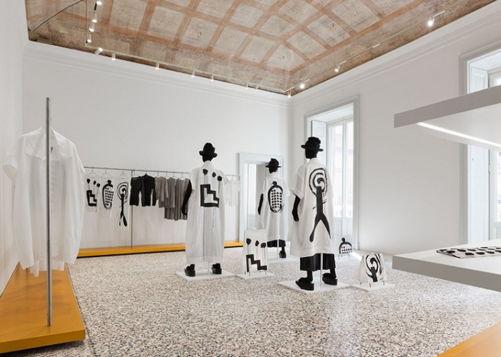 Similar To Various Other Issey Miyake Stores In Japan And Abroad, The  Interior Design Of The Boutique Was Entrusted To Acclaimed Tokyo Based  Architect And ...