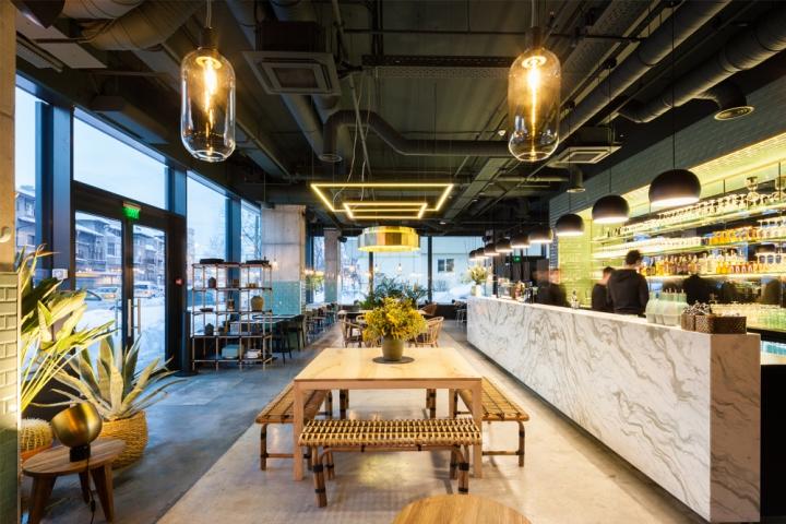 Kane retail design blog - Bar cuisine studio ...