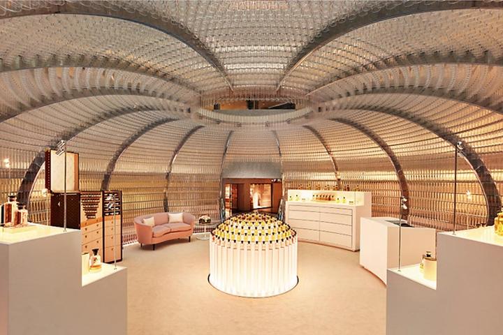 27d611e9b981 » Les parfums Louis Vuitton Pop-up store