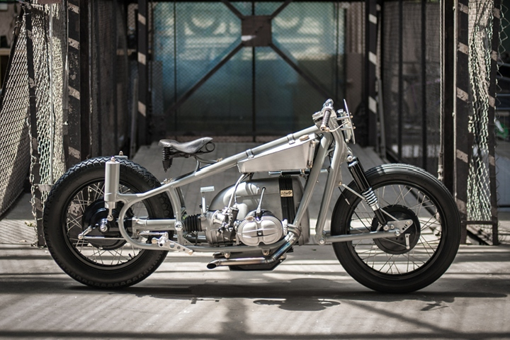 187 L Etonnante Custom Bmw Motorcycle By St Brooklyn