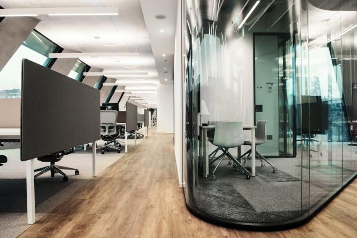 Microsoft house office by degw milan italy for Blog interior design italia