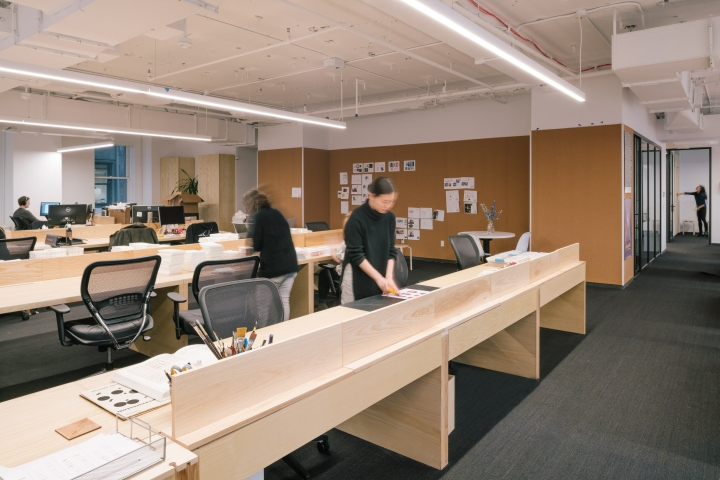 Paperless post headquarters by architecture firm add new for New york architecture firms