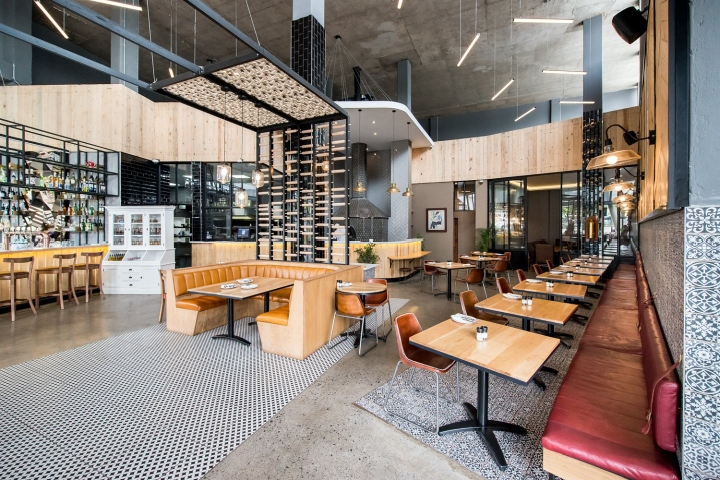 Piza E Vino By Inhouse Brand Architects Pretoria South Africa
