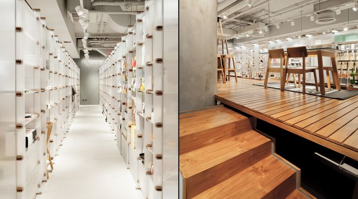 187 Room Concept Store By Maincourse Architect Thailand