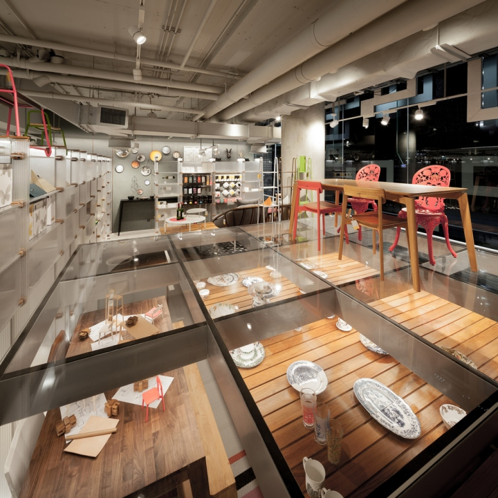ROOM Concept Store By Maincourse Architect, Thailand