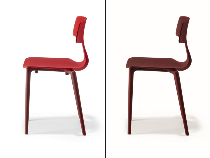 Chair By Francesco Meda Split For Colos iPukOXTZ