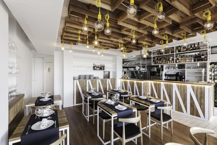 Sal De Allo Restaurant By Nan Arquitectos Pontevedra