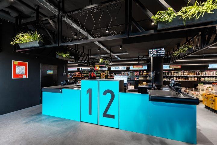 德国科隆Solera 超市设计