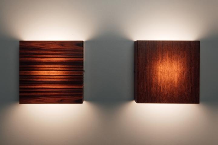 Square Sconce Lighting By Lightart on Lighting Junction Box