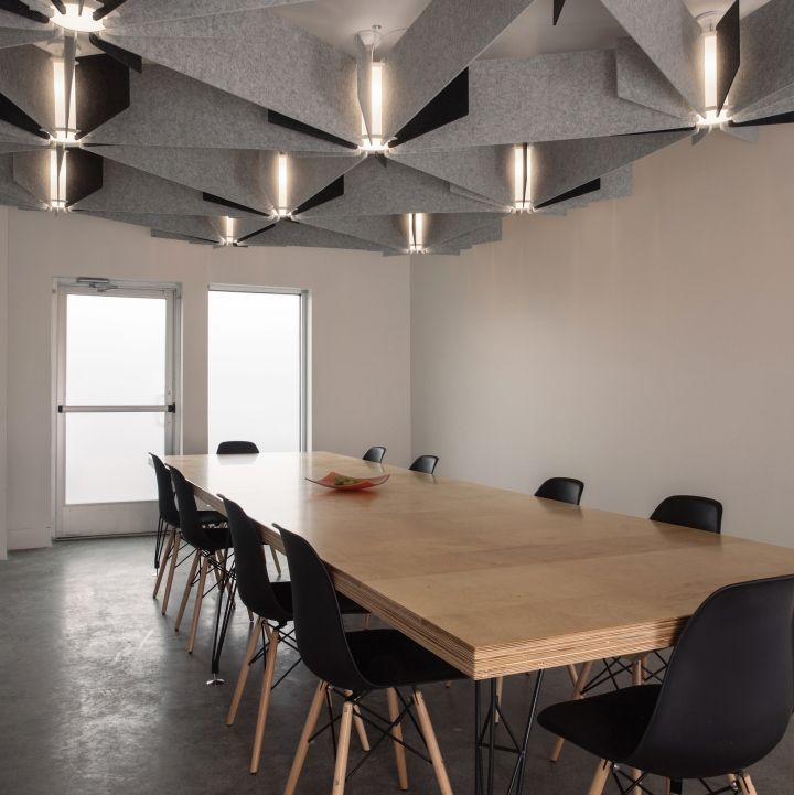 static and echo lighting solutions from lightart retail design blog