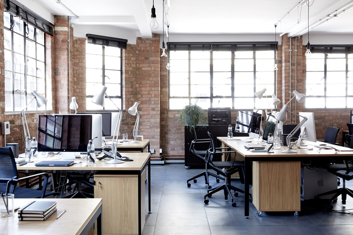 Studio Four23 office, London – UK