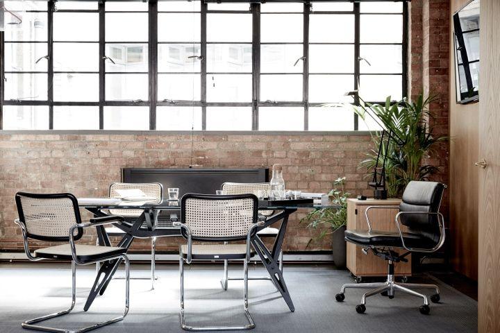 Studio Four23 Office London UK Retail Design Blog