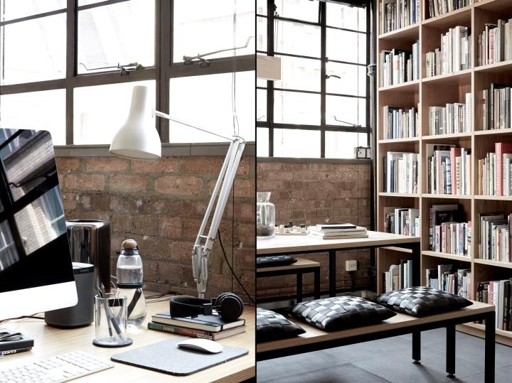 Studio four23 office london uk retail design blog for Interior design studio uk