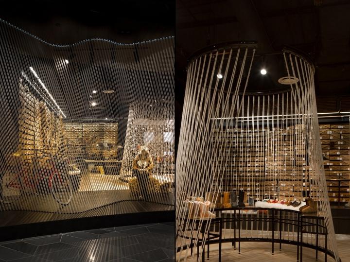 Yellow Earth Flagship Store By Tandem Design Studio Melbourne Australia