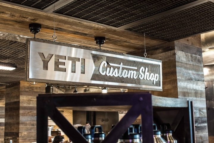 187 Yeti Flagship Store By Lauckgroup Austin Texas
