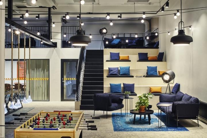 187 Zalando Office By Fyra Helsinki Finland