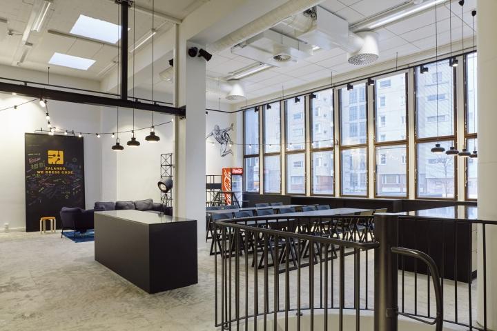 Zalando Office By Fyra Helsinki Finland 187 Retail Design