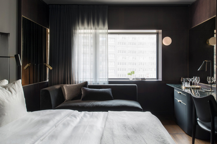 Retail design blog at six hotel by universal design for Hotel design blog