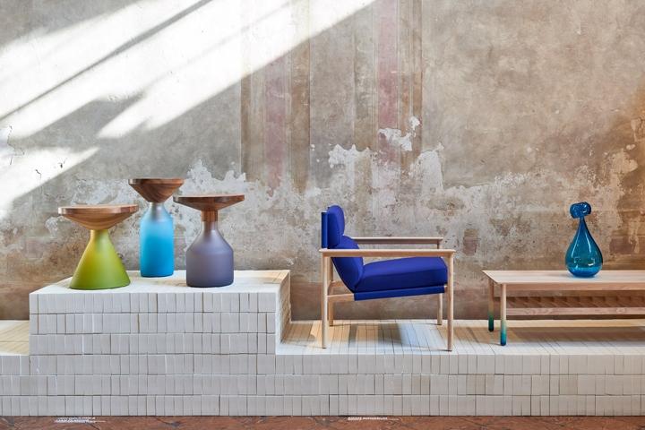 Australian designers exhibition by Local Design at Milan design week