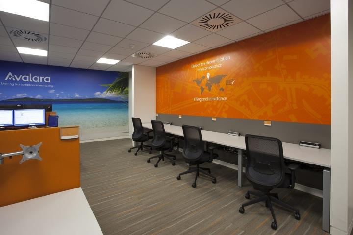 Avalara office by aedas interiors brighton uk retail for Interior design agency brighton