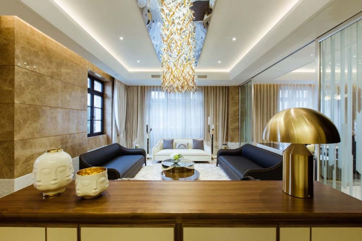 traditional chinese house club house by studio marco piva shanghai china retail design blog