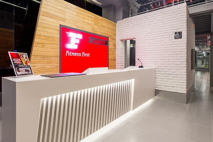 Fitness First Had Been Present In The Country Almost 8 Years, When They  Approached Us For The Design Of The Upcoming Premier Facility At The Metro  Station ...
