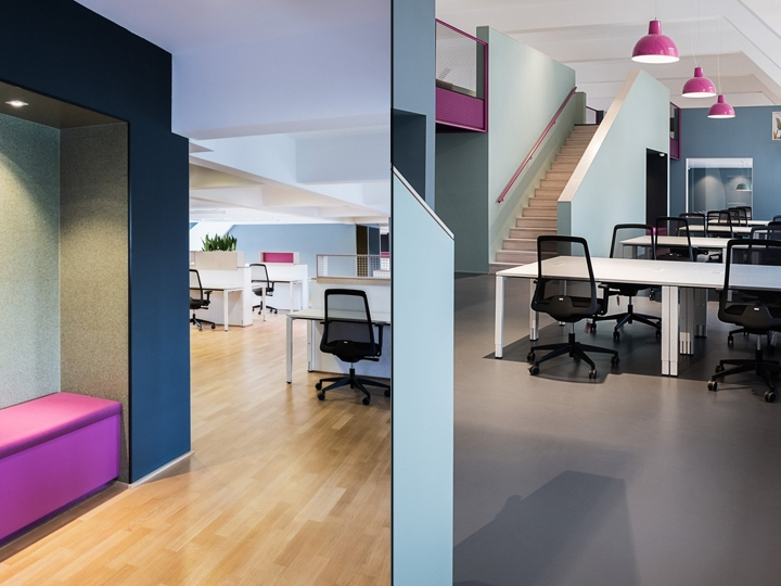 Funding circle office by h lle f lle berlin germany for Office design quito