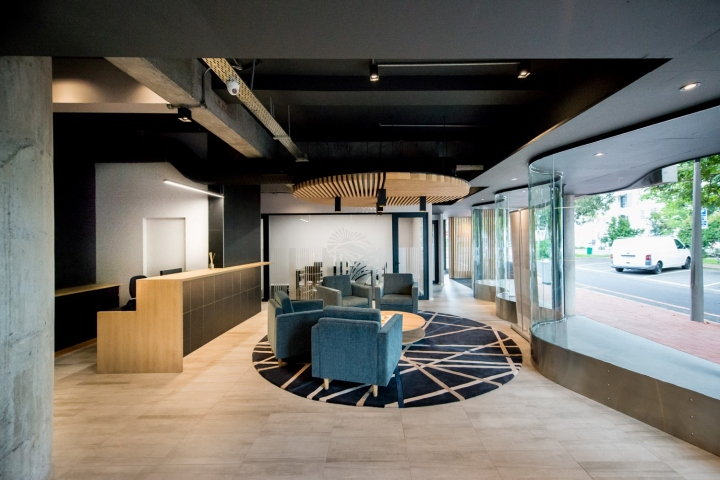 gaia office by inhouse brand architects cape town south africa