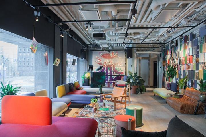 Hobo hotel by studio aisslinger stockholm sweden for Design boutique hotels stockholm