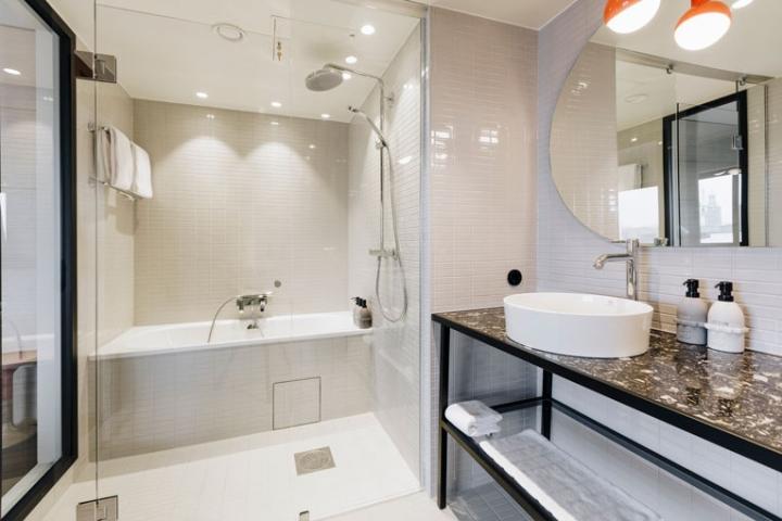 Hobo Hotel by Studio Aisslinger Stockholm Sweden Retail Design Blog