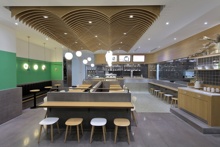 187 Juanxiaoxian Canteen By The Swimming Pool Studio