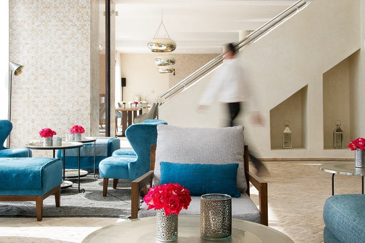 L amandier hotel marrakech morocco for Design hotel 2017