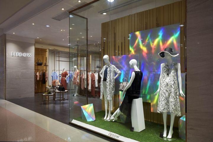 Liedow Store By Stefano Tordiglione Design Shenzhen
