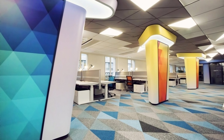 Linkedin offices by il prisma paris france - Office tourisme italien a paris ...