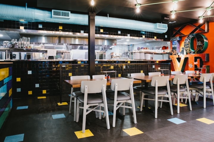187 Mellow Mushroom Restaurant By Square Feet Studio