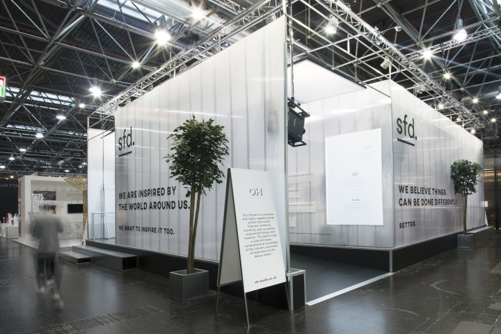 Expo Stands Trade Fair 2017 : Sfd booth at euroshop