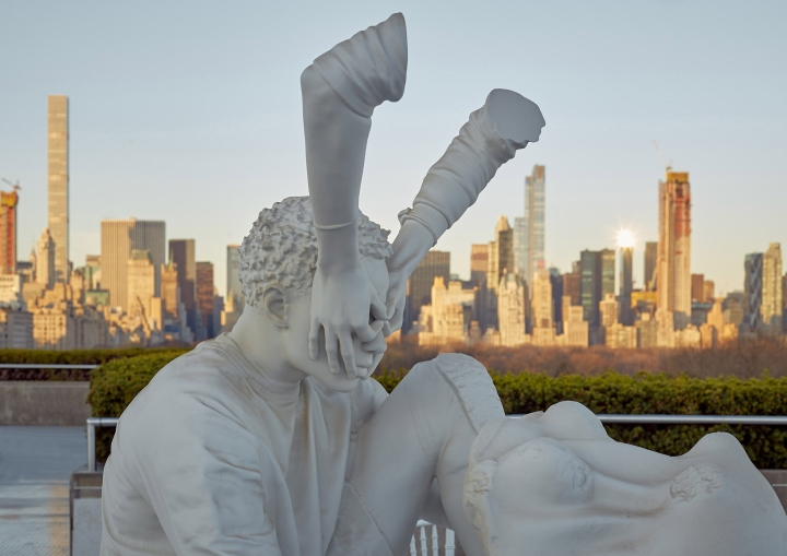 187 Sculpture Installation By Adri 225 N Villar Rojas On The