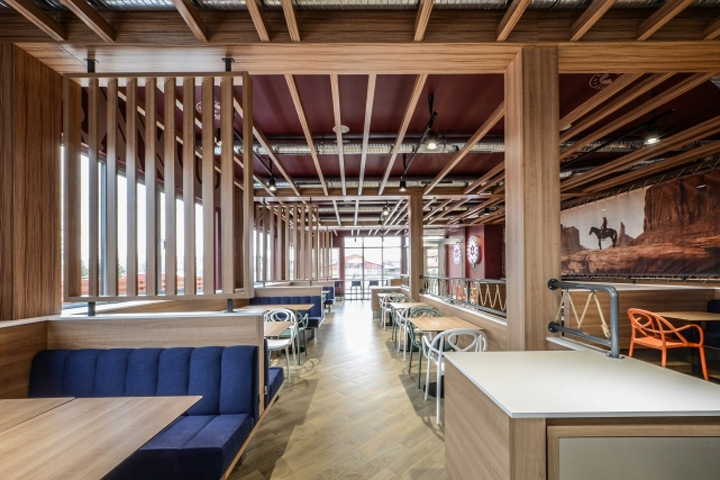 Sheriff restaurant by Yellow Office architecture d8ef7e2f7ca8